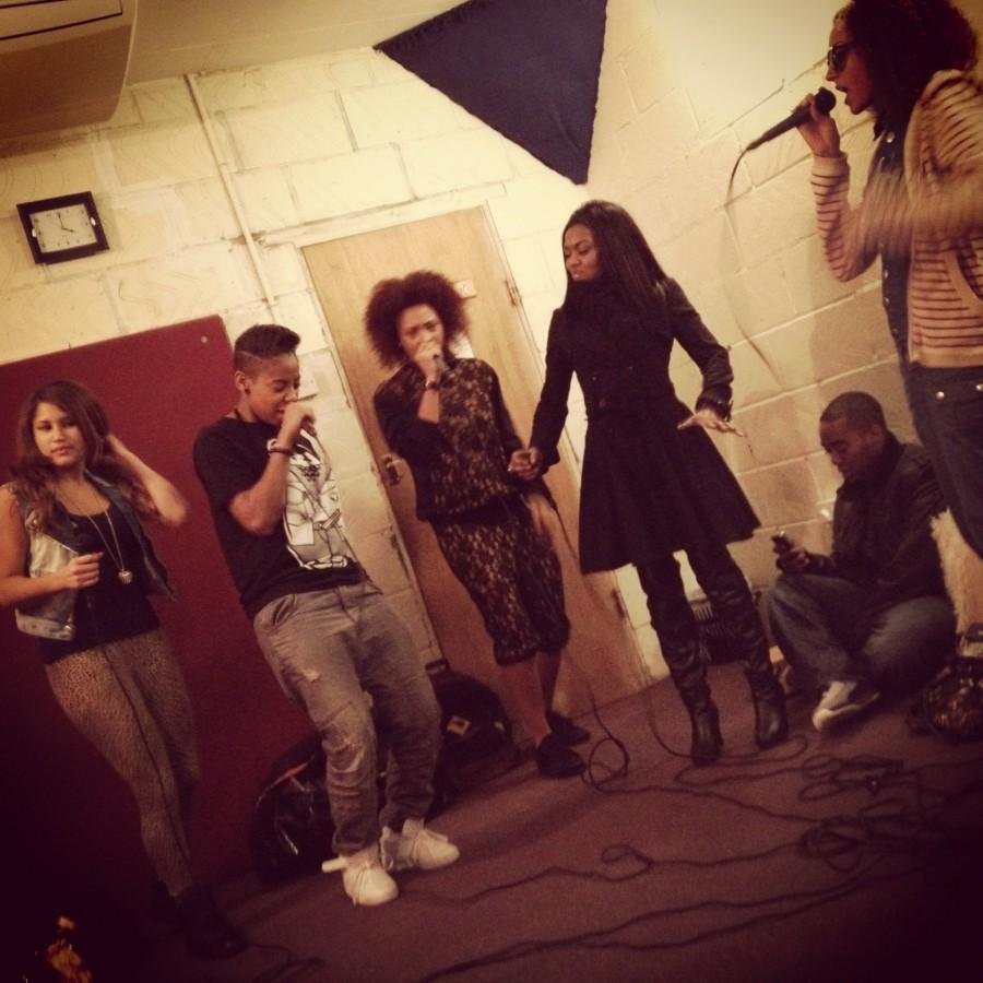 1xtra Live Rehearsals 2